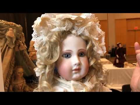 Ruby Lane Doll Shopping with Mary Ann Spinelli