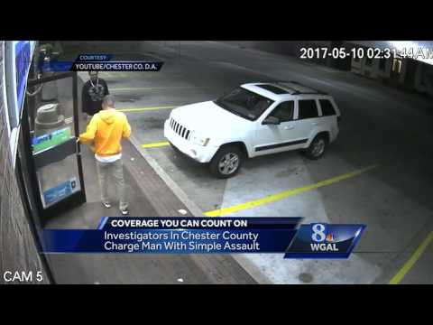Police: Man mocked, punched man with cerebral palsy in Chester County