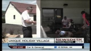 Unique holiday village for disabled vacationers has opened in the Jura Mountains in France