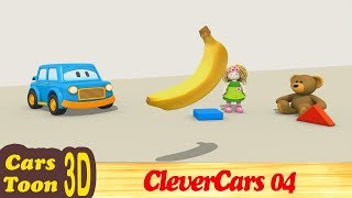 Cars Toon - Little Giants Goquest CleverCars 04 - ENGLISH