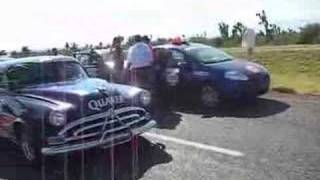 La Carrera Panamericana 2007 - Day 7 Section 7 Part 1