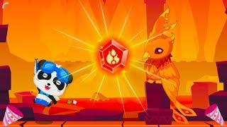 Play Fan & Little Pandas Jewel Quest & Games (Android, IOS)