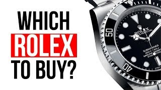 Should I Buy a Rolex |  What Are Your Thoughts On Luxury Watches?