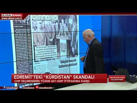 Televizyon Gazetesi- 13 Mart 2019- Halil Nebiler- Yıldırım Koç- Ulusal Kanal