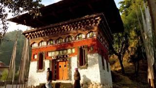 Le Bhoutan d'ouest en est, oct-nov 2012