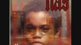 illmatic - 08  - Nas - One Time 4 Your Mind
