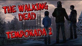 THE WALKING DEAD - TEMPORADA 2 EPISODIO 5 PARTE 2 | BORRACHERAS Y SEXO (walkthrough HD español)