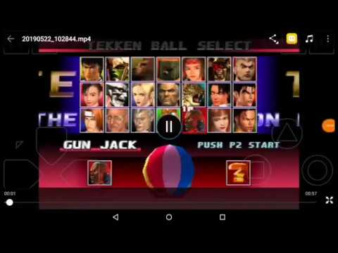 Download Best Settings Of Tekken 3 To Show All Characters