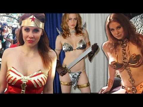 Maitland Ward Reveals How She Handles Overzealous ComicCon   toofab