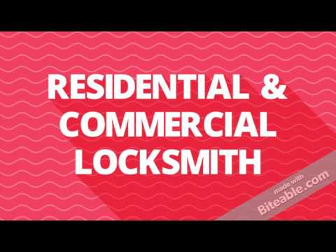 Locksmith Calgary - Residential, Commercial & Auto Locksmith Services
