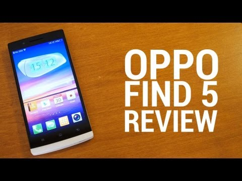 Oppo Find 5 now available to buy in Europe