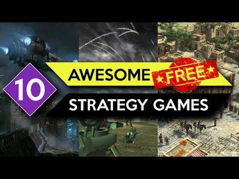10 Awesome FREE Strategy Games
