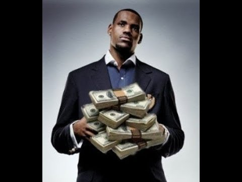 LeBron James has very interesting financial habits - Dr Boyce Watkins