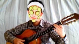 Manzanares del Real(美しい乙女に)組曲「スペインの城」から.wmv