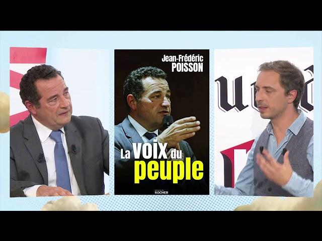 Invité de La Revue De Presse sur Paris Première - 12 oct 2020