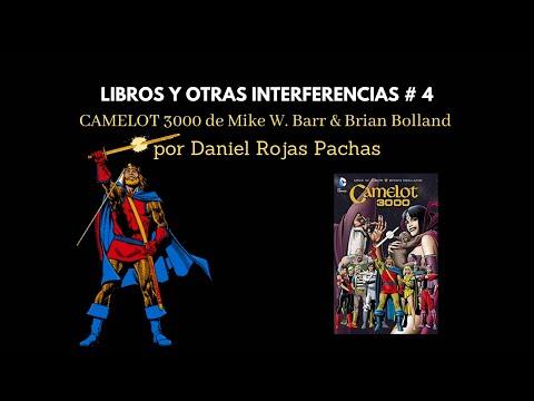 Reseña del comic Camelot 3000 por Daniel Rojas Pachas: Libros y otras interferencias # 4