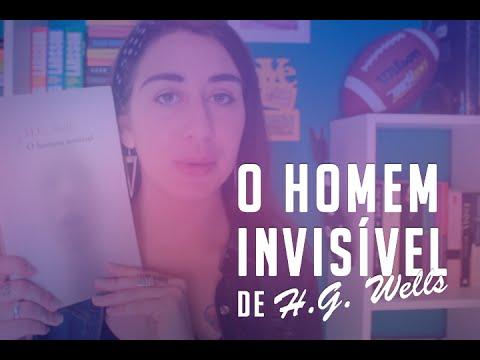 O homem invisível de H.G. Wells