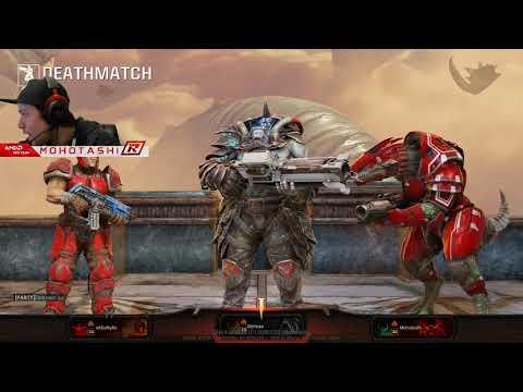 Quake Champions - AMD Stream Team Mohotashi feat. WinD