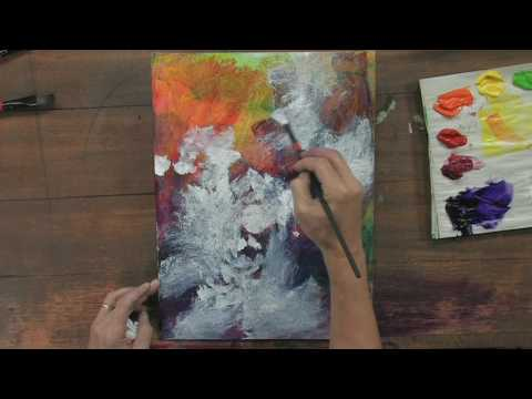 Painting With SoHo Acrylics With Dan Nelson