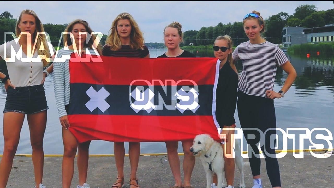 Amsterdamse Olympiërs - Maak Ons Trots