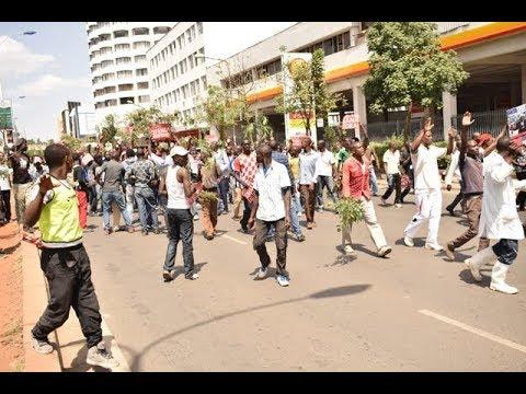 NASA, Nairobi Business Community can picket peacefully – Koome