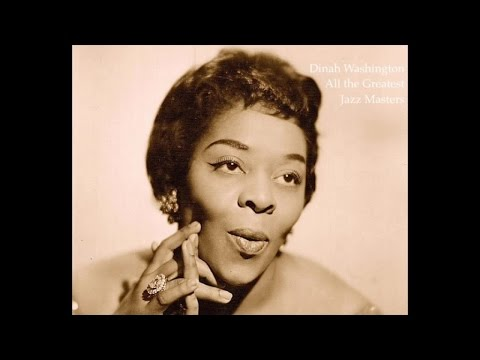 Dinah Washington - All the Greatest Jazz Masters (Fantastic