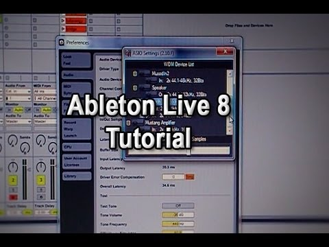 ableton live lite 8 software download. Black Bedroom Furniture Sets. Home Design Ideas