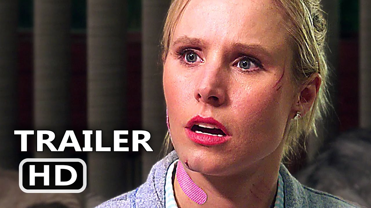 How To Be A Latin Lover Trailers (kristen Bell, Salma Hayek,edy  2017)