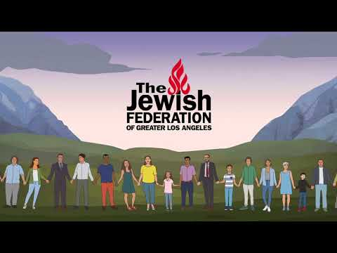 Support The Jewish Federation Of Greater Los Angeles