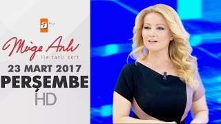 Müge Anlı İle Tatlı Sert 23 Mart 2017 Perşembe - 1807. Bölüm - Atv