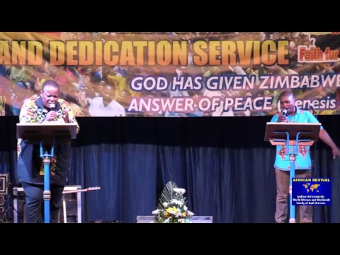Pan African and World Christian Churches Convention