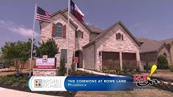 The Commons at Rowe Lane - New Homes For Sale Pflugerville
