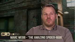 Director Marc Webb Talks 'The Amazing Spider-Man'