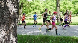 Höjdpunkter från ASICS Stockholm Marathon 2016