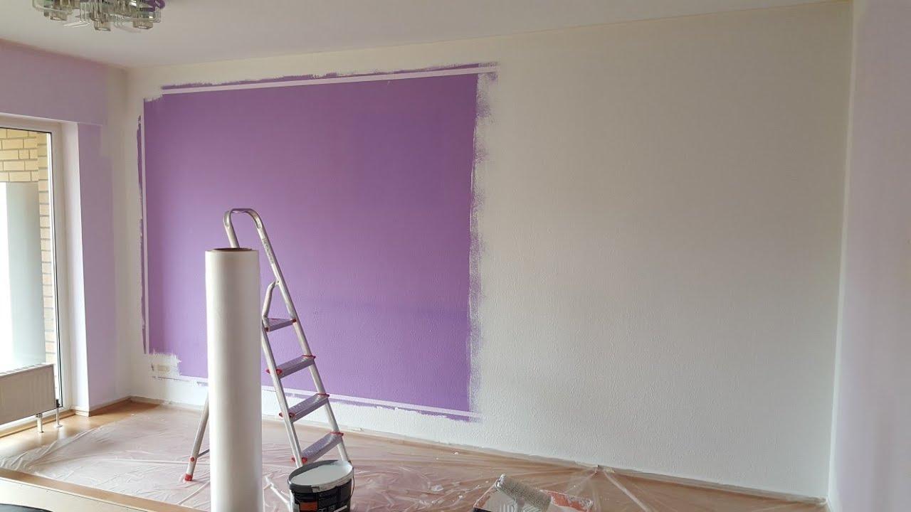 Картинки по запросу покраска стены hd
