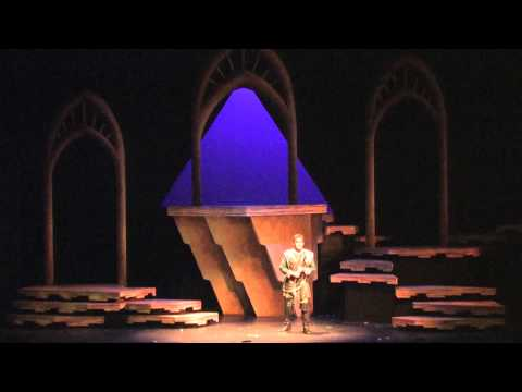 """UGA Opera Theater """"The Magic Flute"""" - Cast 1 - Full"""