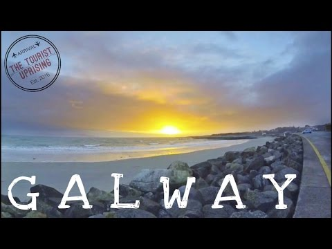 Galway and Connemara, Ireland - winter road-trip