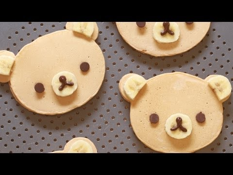 Download RILAKKUMA BEAR PANCAKES - NERDY NUMMIES Images