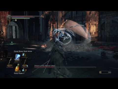 DARK SOULS 3 Dancer of the Boreal Valley Sorcerer Kill