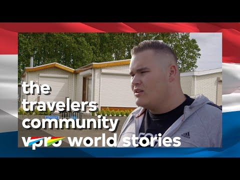 The travelers community - Anthropology of the Dutch