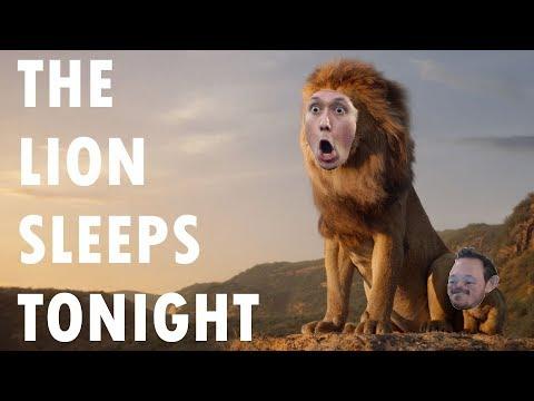Matthew Kiichichaos Heafy I Trivium I The Tokens - The Lion Sleeps Tonight I Metal Cover