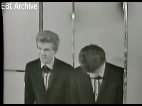Everly Brothers International Archive :  The Ed Sullivan Show (29 October 1961)