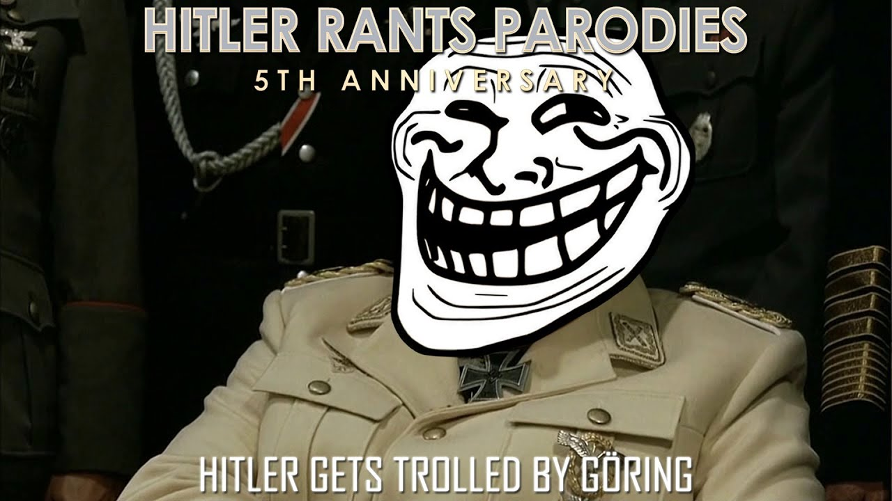 Hitler gets trolled by Göring