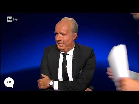 Ventura contro Buffon - Quelli che il calcio 15/10/2017