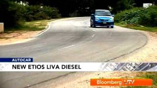 Toyota Etios, Liva diesel review by Autocar India