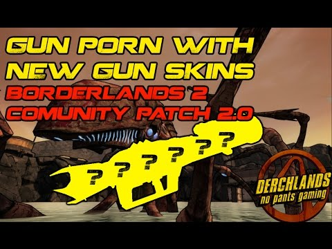 borderlands tps community patch