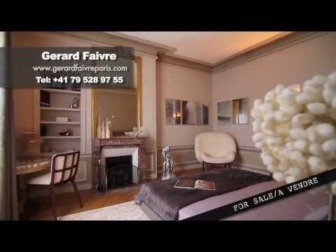 For Sale - Luxury apartment in Paris
