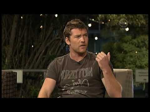 Sam Worthington  on ROVE  Avatar movie