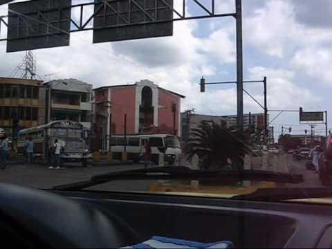 Dean Hibles adventures in The Republic of Panama