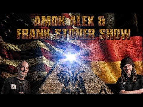 Obama ein Prepper? Michael Jackson | Nebra - Am0k Alex & Frank Stoner Show Nr.65